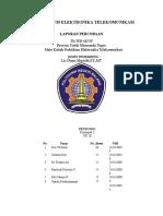 laporan elektronika
