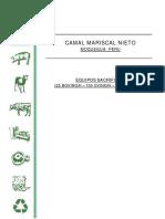 Caracteristicas Tecnicas Equipos CAMAL