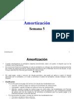 Amortizacion y Servicio de Deuda Semana 5 - PEG
