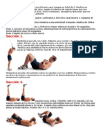 Abdominales y Frases Fitness