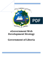 Liberia E-government Strategy