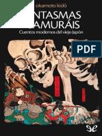 Fantasmas y Samurais Okamoto Kido