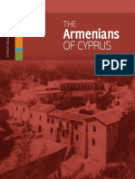 The Armenians of Cyprus (PIO booklet - English, 2016 edition)