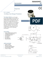 [Measurement Specialties] Model 3801A [en Datasheet]