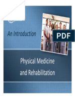 Intro to Physiatry