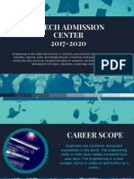 B.Tech Admission 2017