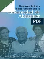 Guia Para Cuidar Pc Alzheimer