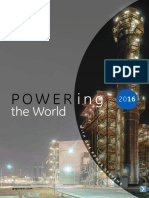 2016 Gas Power Systems Products Catalog
