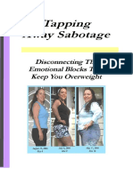 Tapping Away Sabotage Booklet