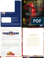 Dulux Velvet Touch Colour Book New Collection