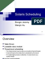 Solaris Scheduling2