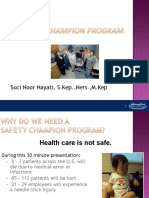 champion patient safety.ppt
