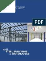 WGE Steel Buildings & Warehouses