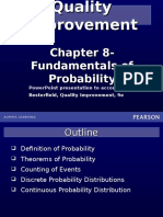An Overview of Probability