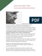 La Obsesión Yanqui Por Matar a Fidel. Fabián Escalante