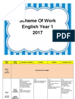 English yeAR 1 Rpt