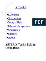 Asterix Toolkit