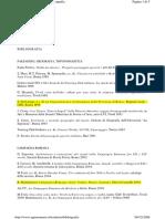 Bibliografia Agro Romano