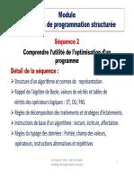 Comprendre l'Utilité de l'Optimisation d'Un Programme