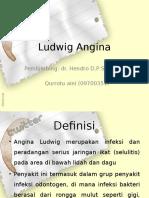 Review Ludwig Angina Iin