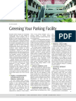 The Parker - Greening Your Parking Facility - June 2010