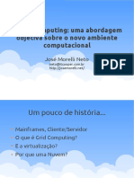 Palestra Cloud Computing