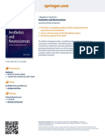 Flyer CNRS ESARS Heuresthesia Springer v. Mignerot