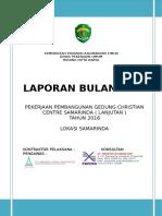 Cover Laporan Pt. Menara Prima