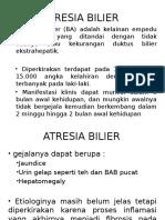 Atresia Bilier Ppt