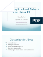 tutorial cluster jboss