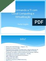 transformando ati com cloud computing e virtualizao