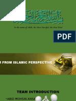 HRM Presentation by Abid Ansari