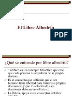 El Libre Albedrio