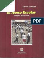 El Acoso Escolar, Libro