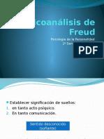 PSICOANALISIS PANORÁMICA