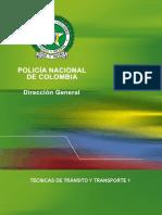 Modulo Tecnicas de Transito y Transporte