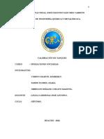 Informe 1 Calibracion de Tanques