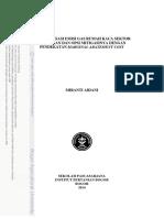 Inventarisasi Emisi GRK Sektor Pertanian
