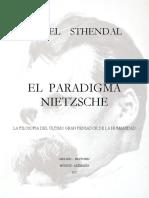 Endel Sthendal - El Paradigma Nietzsche 2017