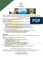 Job Opportunities at Makunudu Island