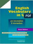 Cambridge University Press - English Vocabulary in Use (Pre .pdf