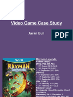 Video Game Case Study