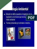 Toxicología Ambiental Clase 5 Con-Darcy