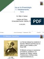 Kinesiologia Fisica Modelamiento