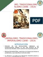 Liberalismo, Tradicionalismo, Imperialismo 1848 – 1914
