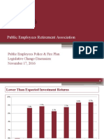 Proposed P&F Fund Changes