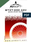 AV SOFT 737 200