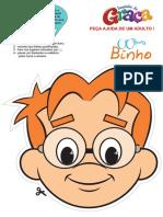 Mascara Binho