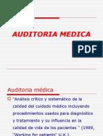 AUDITORIA MEDICA ADMINISTRACION.ppt