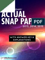 Microsoft Word - SNAP 2013 Paper